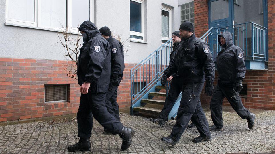 Berlin - Tötungsdelikt - mädchen - Geständnis