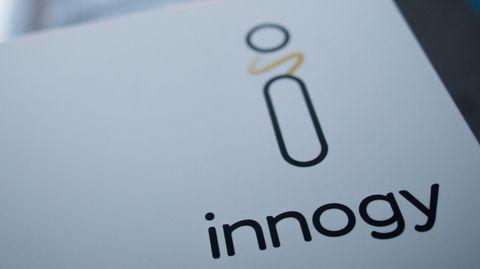 Das Symbol der Firma Innogy