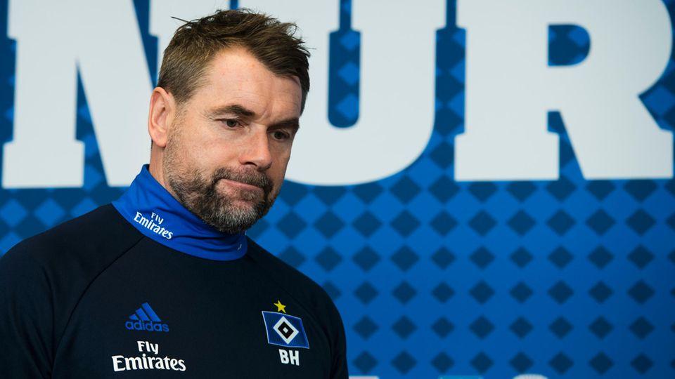 Ex-HSV-Trainer Bernd Hollerbach