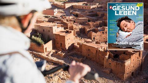 Mit dem E-Bike durch Marokko