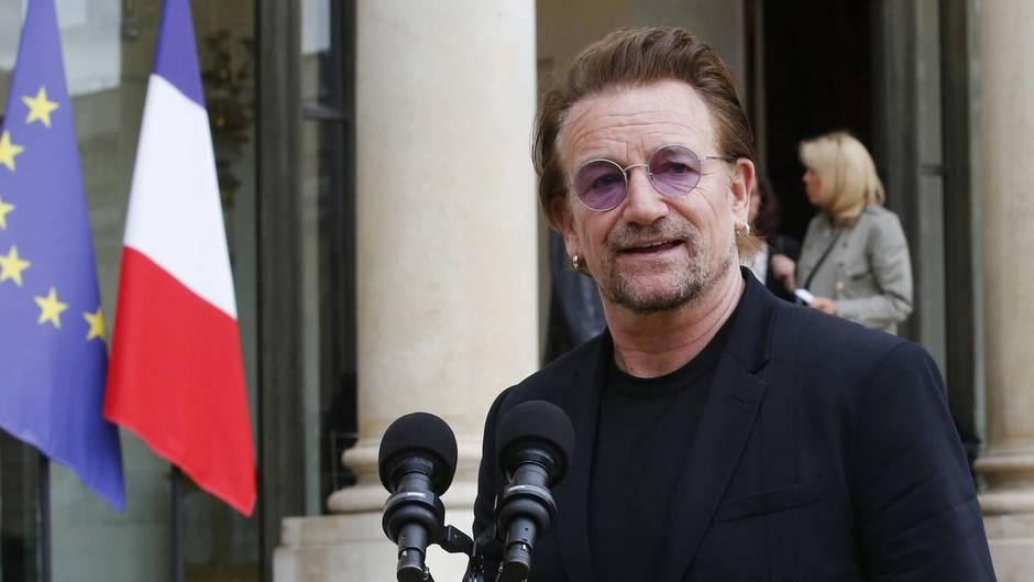 U2-Sänger Bono