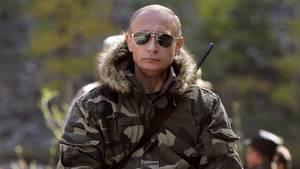 In der Heimat bewirbt Wladimir Putin russisches Bier. Er selbst weiß aber auch deutsches Bier zu schätzen.