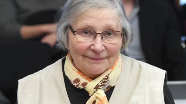 Marlies Krämer ging im Streit um Formulierungen bis vor den BGH