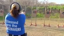 Waffentraining für Lehrer in Texas