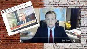 BBC Dad Robert Kelly: Diese Bilder gingen um die Welt