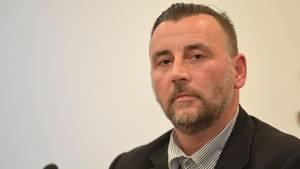 Pegida-Initiator Lutz Bachmann