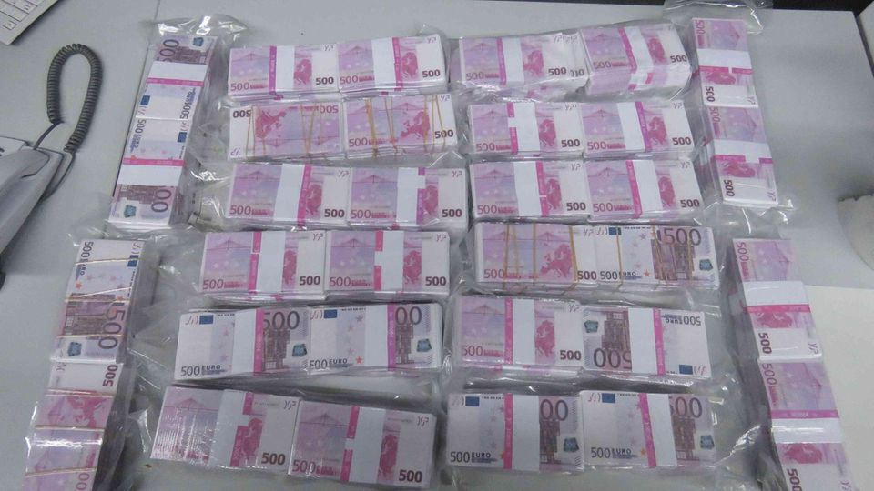 Nachrichten aus Deutschland: Falschgeld in Frankfurt