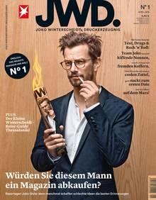 Cover der ersten Ausgabe von JWD.