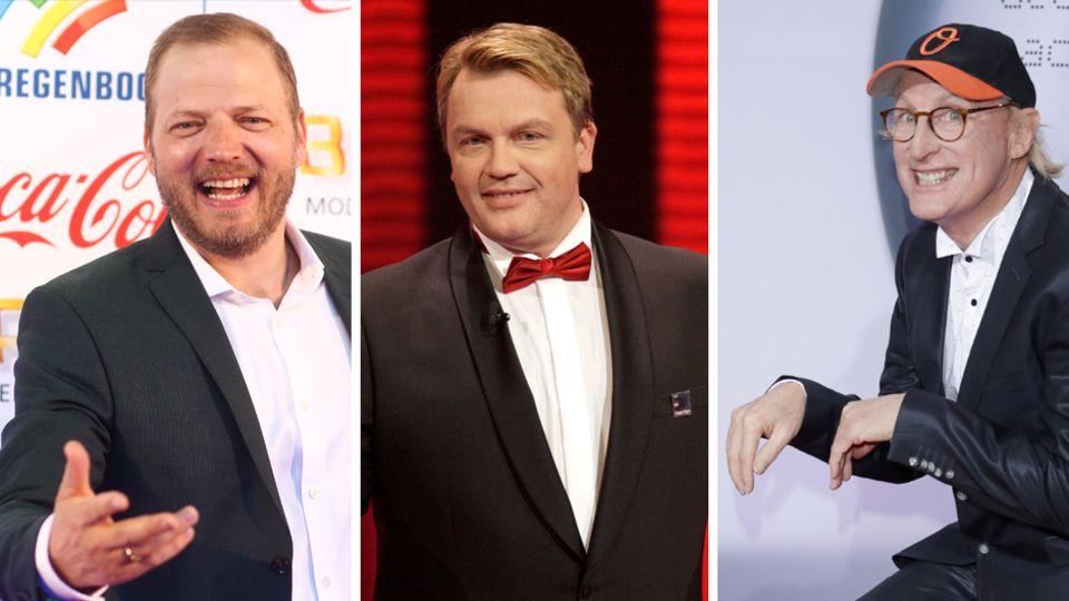 Umfrage: Wer ist der lustigste Comedian im Land?