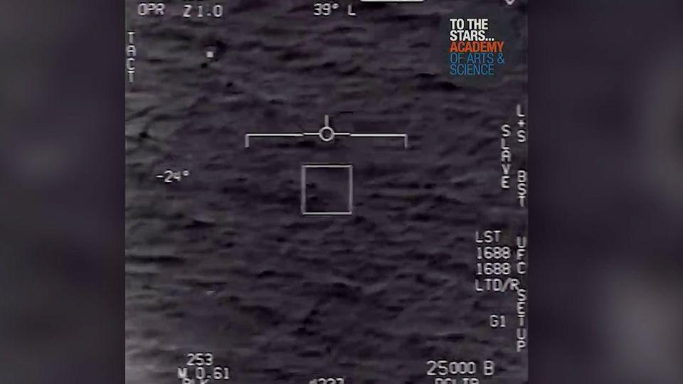 """""""New York Times""""-Bericht: """"Wow, was ist das?"""" Kampfpiloten sahen über Monate fast täglich Ufos vor der Ostküste der USA"""