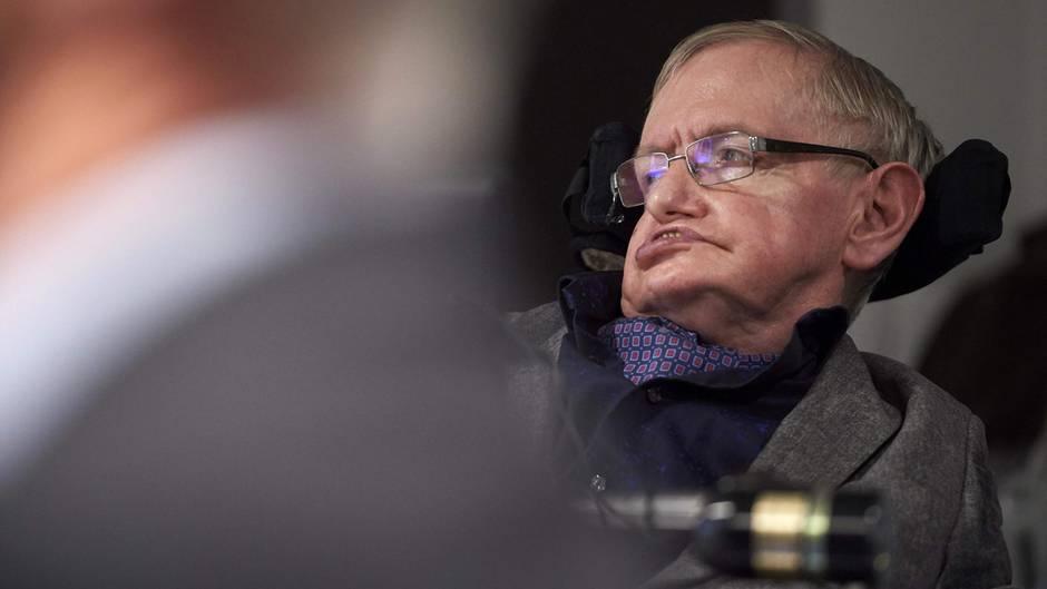 Stephen Hawking starb im Alter von 76 Jahren