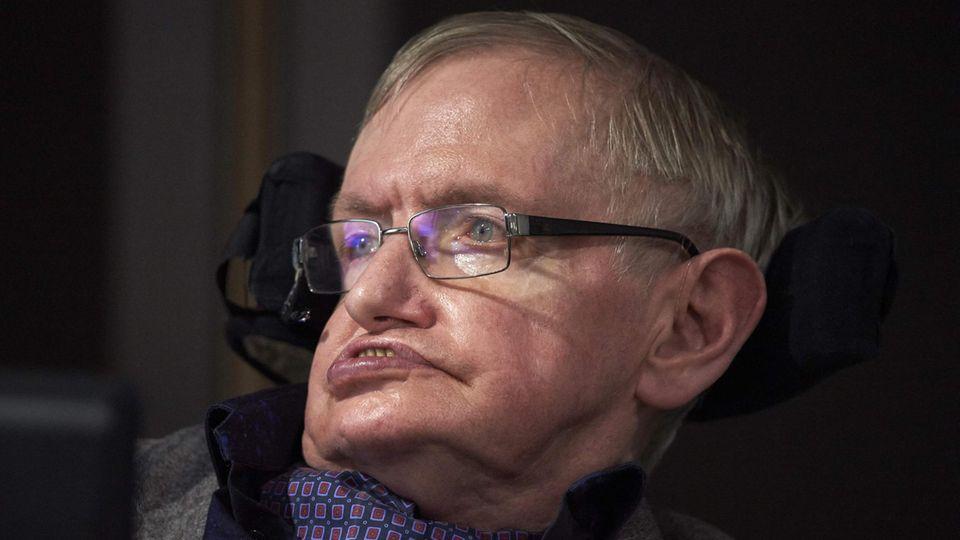 Astrophysik: Was Stephen Hawking über den Tod sagte