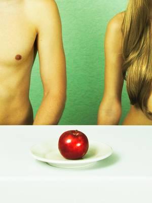 Was passiert, wenn man sich zum Blind-Date verabredet – und zwar komplett nackt? (Symbolbild)