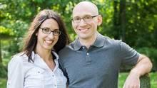 Claudia und Garrett Pennington wollen auch anderen Anstöße geben, ihre Finanzen in den Griff zu kriegen