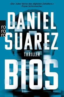 """Das gut 13 Stunden lange Hörbuch von Daniel Suarez' """"BIOS"""" gibt es unter anderem bei Audible zum Download. Es wird gelesen von Uve Teschner."""