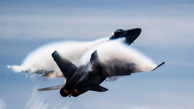 Bei dem vor Key West abgestürzten Kampfjet handelt es sich um eine F/A 18 Hornet