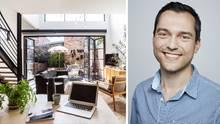 Nathan Blecharczyk ist der Chefstratege von Airbnb