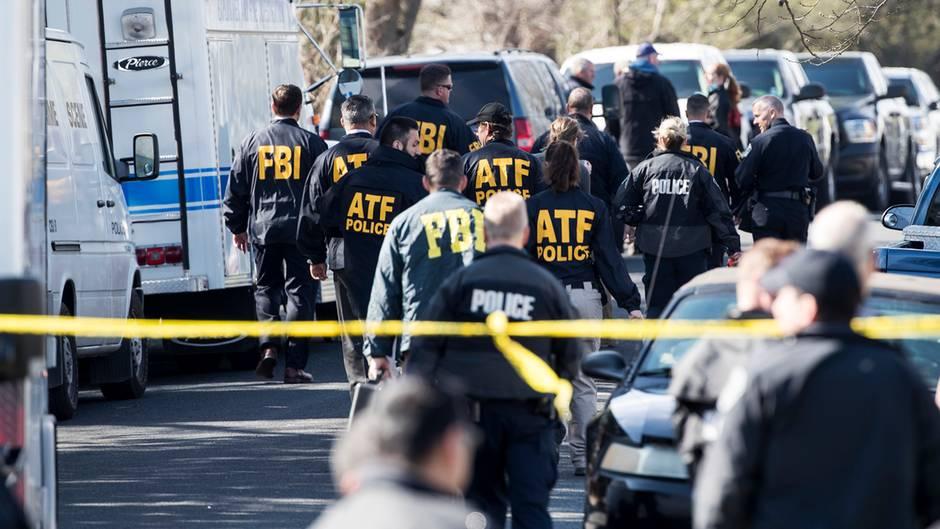 Austin: Paket-Mörder versetzt Stadt in Angst und Schrecken - Schon ...