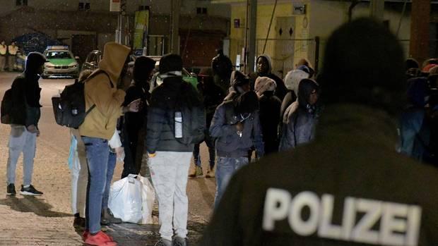 Nachrichten aus Deutschland: Asylbewerber in Donauwörth