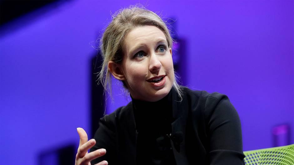 Kometenhafter Aufstieg, beispielloser Fall: Elizabeth Holmes, Gründerin des Medizin-Start-ups Theranos