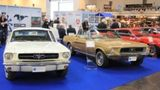 Techno Classica 2014 Ford T5 Fastback 2+2 und Ford Mustang Cabriolet