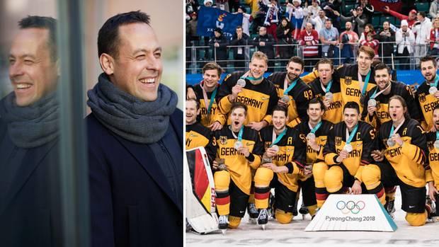 Bundestrainer Marco Sturm über das Olympia-Wunder im Eishockey