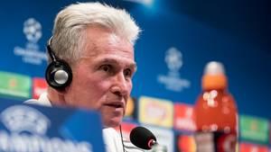 Bayern-Trainer Jupp Heynckes hat vor der Auslosung des Viertelfinals der Champions League keinen Wunschgegner