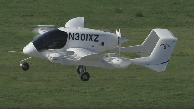 Fliegendes Taxi