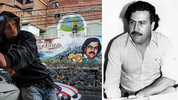 Drogenboss Pablo Escobar – bizzarer Hype um den Patron des Bösen