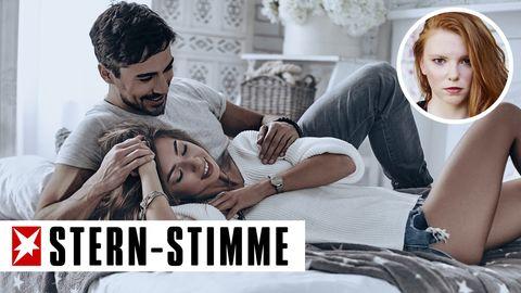Ab einem gewissen Alter bringt auch der schönste Kerl eine Ex mit in die Beziehung.