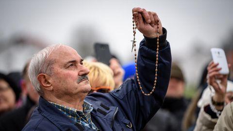 Salvatore Caputa, selbst ernannter Seher aus Italien, will die Heilige Maria gesehen haben