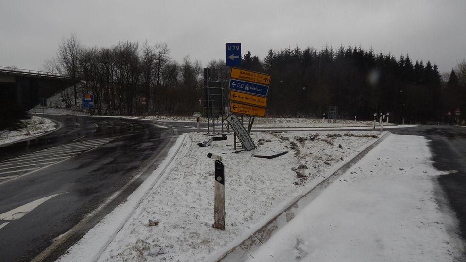 Nachrichten aus Deutschland: Unfall in Laubach