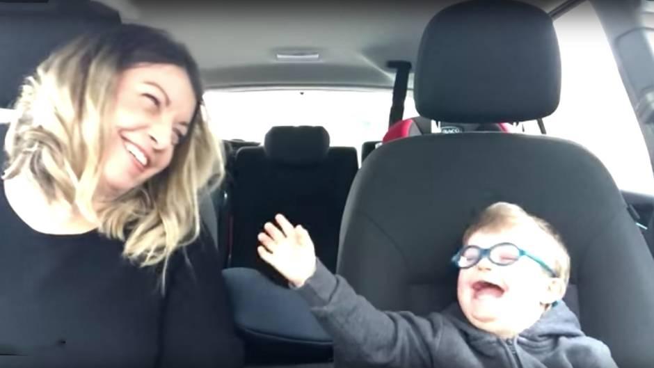 Kinder mit Down-Syndrom: Diese Karaoke-Videos sind das Berührendste, was Sie heute sehen werden