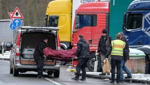 Nachrichten aus Deutschland: Toter Lkw-Fahrer in Nürnberg auf Rastplatz gefunden