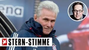 """FC-Bayern-Trainer Jupp Heynckes nach der Leipzig-Pleite: """"Heute hatten wir einen überragenden Gegner, das muss man anerkennen"""""""