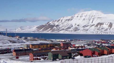 Longyearbyen: Ein Gesetz macht das Sterben hier schwierig