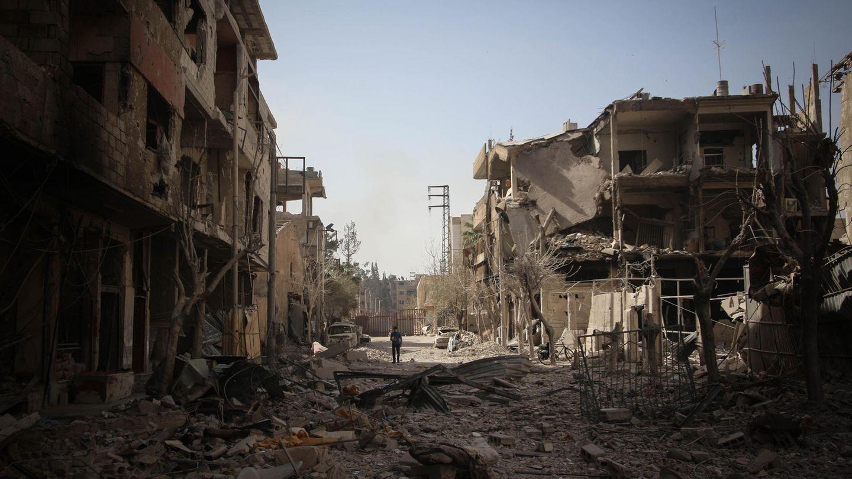 Aktivisten melden: 15 in Schule versteckte Kinder bei Luftangriff auf Ost-Ghuta getötet