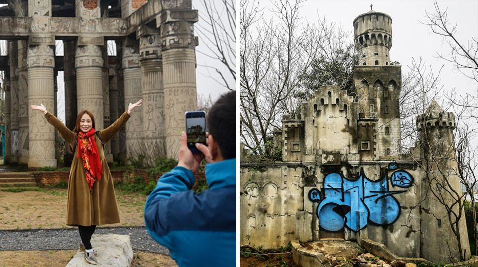 Lost Places in China: Wo Attraktionen von Weltrang verrotten