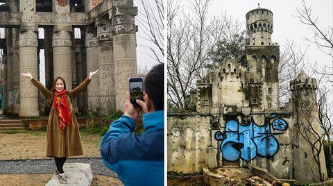 Lost Places in China: Wo Attraktionen von Weltrang verrotten
