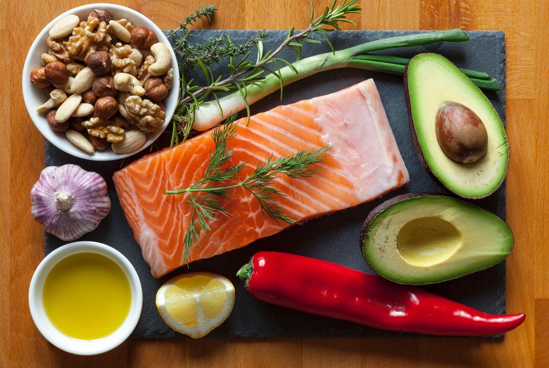 Paläolithische Diät natürliche Welt