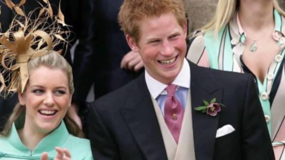Laura Lopes: Sie ist die Stiefschwester von Harry und William - doch kaum einer kennt sie