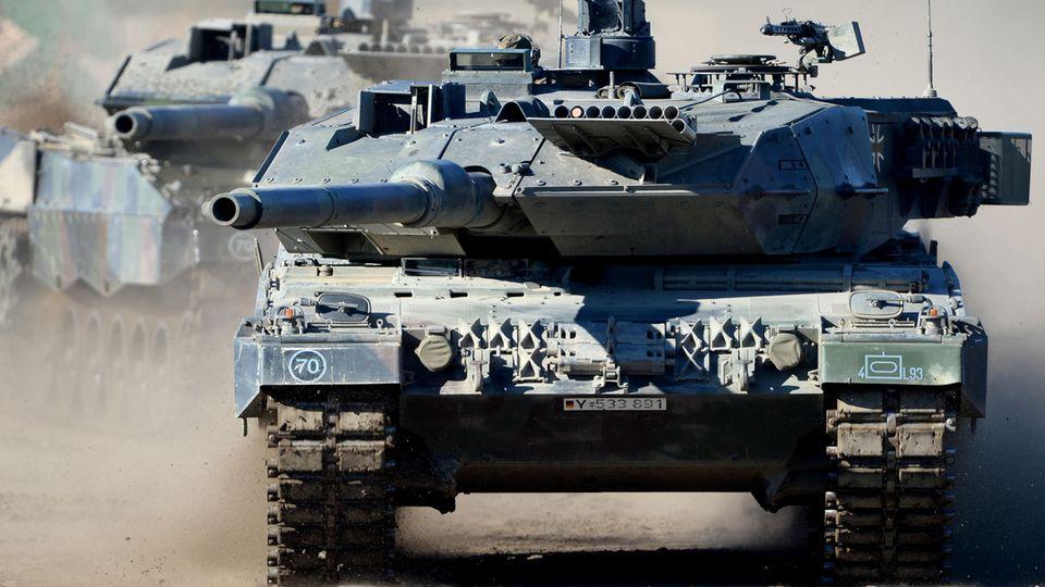 Umstrittene Rüstungsexporte: Wohin Deutschland seine Waffen liefert