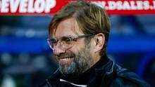 Jürgen Klopp bei einem Spiel des FC Liverpool
