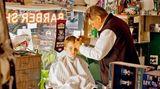 Traditionelle Rasier- und Frisierkunst wiederbelebt
