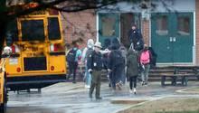 Schütze an Schule im US-Bundesstaat Maryland an Verletzungen gestorben