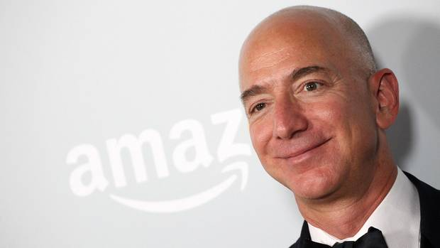 Amazon - Apple - Alphabet - Google - Börse