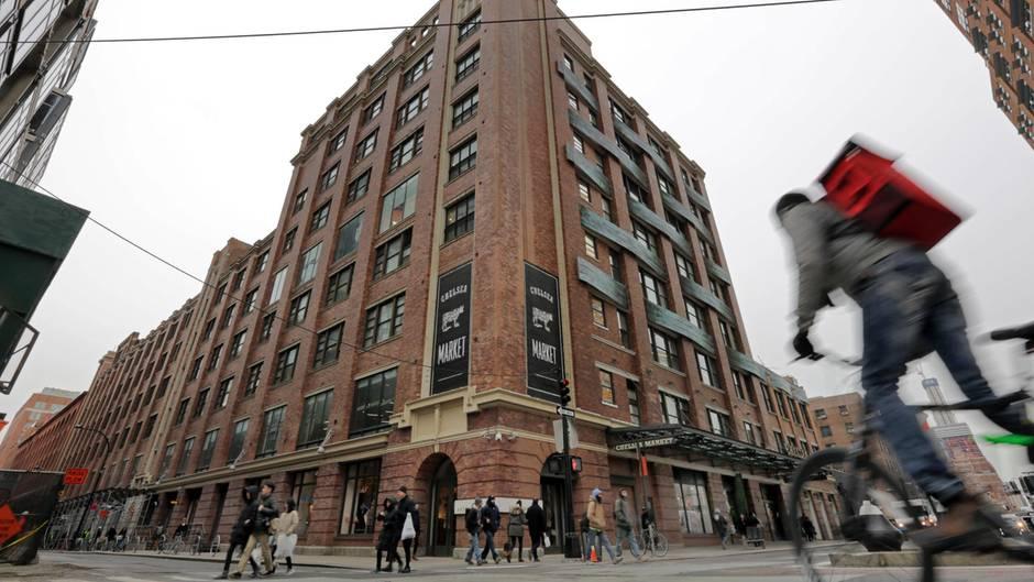 Google kauft Chelsea Market in New York für 2,4 Milliarden Dollar ...