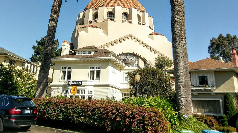 In der privaten Wohngegend Presidio Terrace wohnen die Reichen und die Mächtigen.
