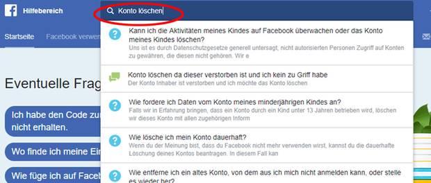 Facebook profil unsichtbar machen