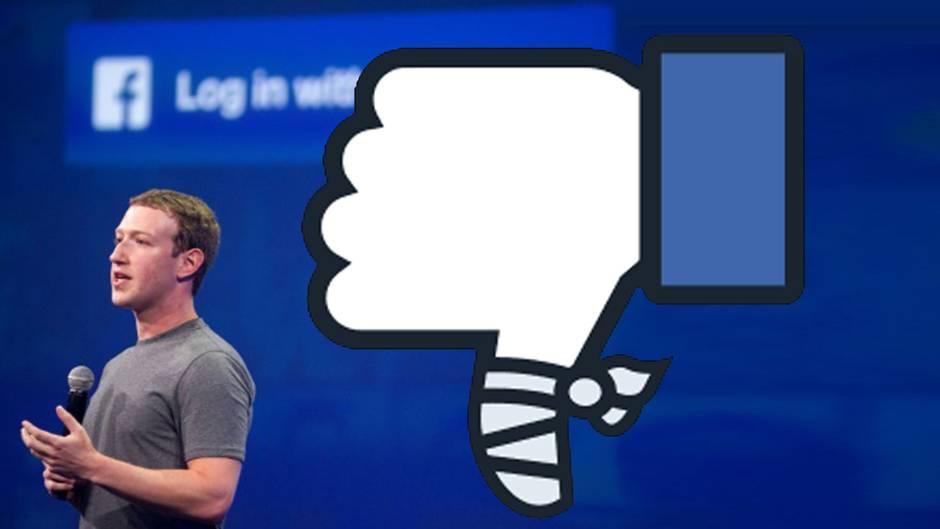 Raus aus Facebook - so geht's